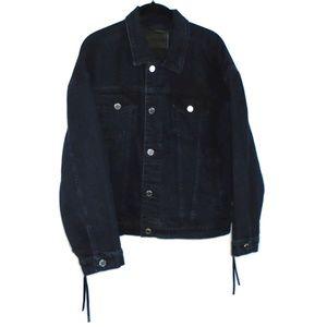 Blank NYC Jackets & Coats - BlankNYC Denim Jean Jacket Zipper Sides Sz Small